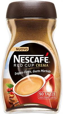 Nescafe' red cup 50 tazze