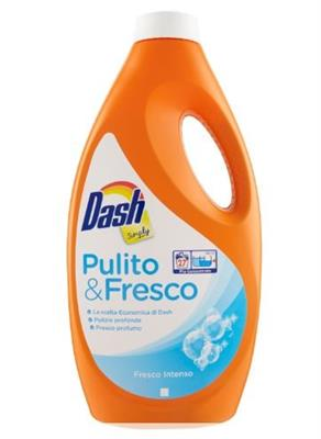 Dash simply 27 misurini  pulito e fresco