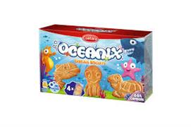 Oceanix cereal biscuits  110 gr.