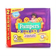 Pampers progressi 3-6 kg.