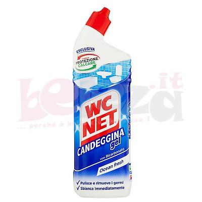 Wc net candeggina gel Ocean fresh  700ml.