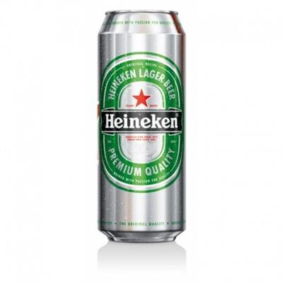 Birra Heineken lattina 33 cl.