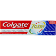 Colgate total  75 ml.