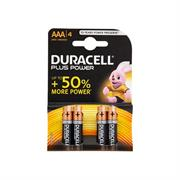 4 pile Duracell AAA 4pz