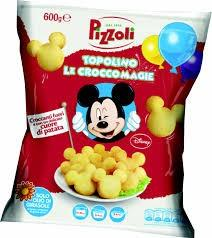 Croccomagia  pizzoli  600 gr.